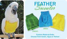 FeatherSweater