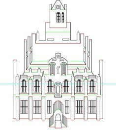 Origamic Architecture (pop-up