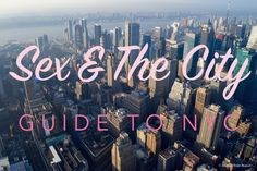 Calling all fans of Sex & The City! I've compiled for you the best spots from the show in this guide to New York, and it's ready for your trip to NYC!