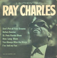 SIXTIES BEAT: Ray Charles Florida Blue, Before Sunrise, Ray Charles, Beats, Dreaming Of You, Fun, Fictional Characters, Fantasy Characters, Hilarious