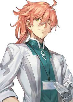 Fate/Grand Order || Dr Romani