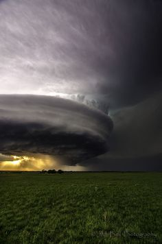 Howard, KS Supercell mother nature moments