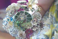 The Seamstress of Avalon: Brooch Bouquet DIY: Part 1