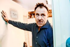 Colin Quinn, who has a one-man show, a book, a movie and a popular web series, likes to bicker and complain. A lot. (Photo: Krista Schlueter for The New York Times)