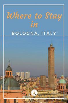 Where to stay Bologna