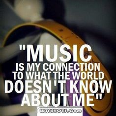 quote - #life #music