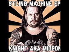B+ Player Radio presents... Wrestling Machine #21 - Dennis Knight AKA Mi...