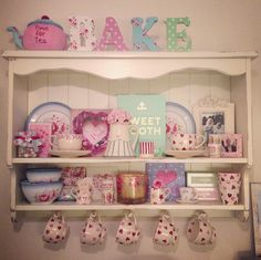 Emma Bridgewater Pink Hearts Cups