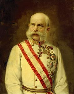 Franz Joseph I or Francis Joseph I (German: Franz Joseph I.) 18 August 1830 – 21 November 1916, was Emperor of Austria, Apostolic King of Hungary, King of Bohemia, King of Croatia, King of Galicia and Lodomeria and Grand Duke of Cracow from 1848 until his death in 1916. From 1 May 1850 until 24 August 1866 he was President of the German Confederation.