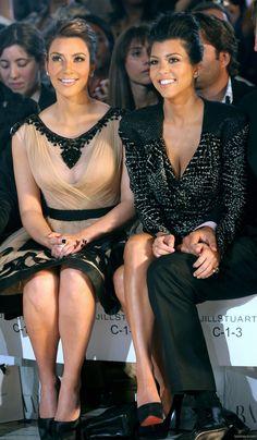 Oh how I love Kourtney Kardashian.