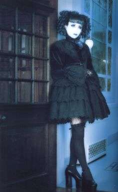 mana malice mizer | Making Cosplay to fit your Buget : Jrock