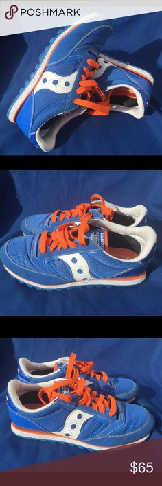 Men's Saucony 1898 size 9,5 Gently used Saucony Shoes Sneakers