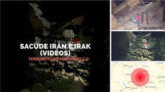 Terremoto de magnitud 7,2 sacude Irán e Irak. (VIDÉOS)