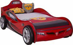 Autobett Racer, rot | im möbel-spot kids Shop