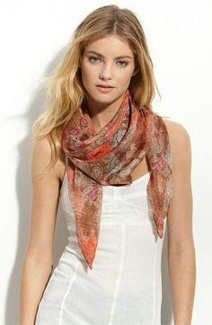 de9de340c607 75 best Une écharpe  -) images on Pinterest   Scarves, Long scarf ...