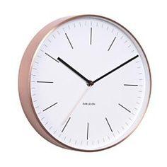 Hodiny s presným časom | DECOINTERIER Kitchen Accessories, Clock, Wall, Home Decor, Watch, Cookware Accessories, Interior Design, Clocks, Home Interiors