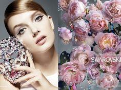 Pour sa campagne Printemps-Été 2013, Swarovski a misé sur les mannequins Candice Swanepoel et Lily Donaldson pour une collection pas comme les autres.