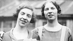 """The """"nervous British spinsters"""" who helped Jewish people flee Nazi Germany."""