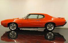 1969 Pontiac GTO- The Judge