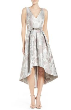 Eliza J Sleeveless High/Low Dress available at #Nordstrom