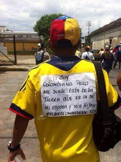 "Pancartas en Venezuela. pic.twitter.com/6nGTG2hbVl pic.twitter.com/TMMyNlgGov pic.twitter.com/XJPew441n8"" pic.twitter.com/IaETyOjzPn"""