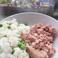 Dieta del atún y el arroz para adelgazar 3 kilos en seis días