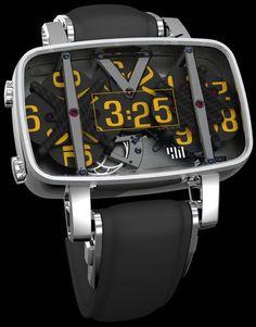 4N MVT01/D01/42 Watch
