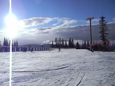 Beautiful Snow  at Keystone Colorado