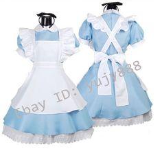 maid alice dress