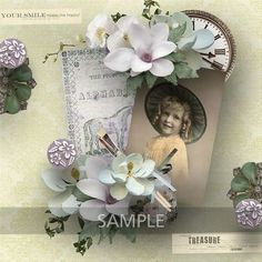 A Wonderful Moment by Butterfly Dsign #thestudio #digitalscrapbooking