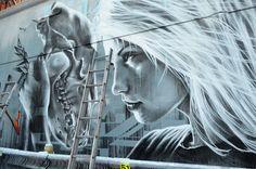 Concrete Canvas: New Denver Street Art for 2015 | street art | graffiti