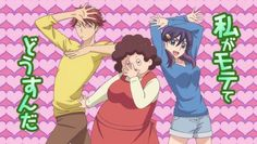 Uploaded by Find images and videos about gif, anime and Fujoshi on We Heart It - the app to get lost in what you love. All Anime, Me Me Me Anime, Anime Manga, Kiss Him Not Me, Sanrio Danshi, Another Anime, Funny Anime Pics, Kissing Him, Awesome Anime