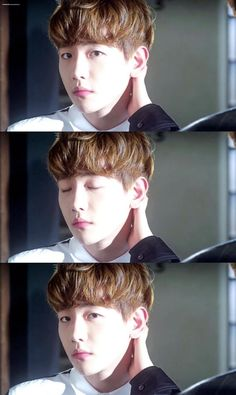 Baekhyun ❤ Exo Next Door, Killing my feels every time. (When Chanyeol screamed ahhh, I was so sad, scared and crying)