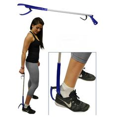 The perfect solution for putting on shoes. The Stop Bending Shoehorn Reacher from Ease Living