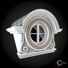 High-quality Window trim, Arched windows, Exterior window trim, Window casing, Window header designer and producer at the best and affordable price. Dormer Roof, Dormer Windows, Casement Windows, Arched Windows, Round Windows, Exterior Trim, Exterior House Colors, 3d Building Models, House 3d Model