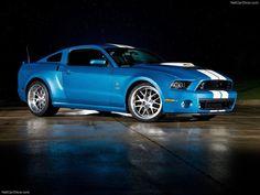 2013 Ford Mustangカッチョイイ Shelby GT500 Cobra