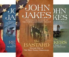 The Kent Family Chronicles (8 Book Series) by  John Jakes