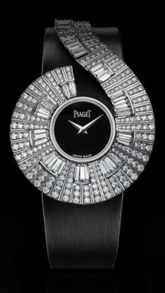 Expensive Watch of Distinction: Piaget Women's Wrist Watch. Lovely!