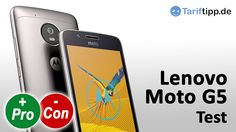 Lenovo Moto G5 | Test deutsch