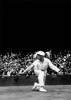 René #Lacoste Saint-Cloud 1927 #Tennis (c)DR.