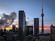 Cn Tower, Skyline, Fire, Building, Travel, Instagram, Viajes, Buildings, Destinations