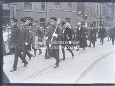 Northern General Hospital: Arrival Of 'Hospital Train' Baden Powell, June 22, General Hospital, Wwi, Lord, Plate, Train, Memories