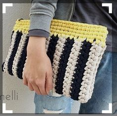 """New Cheap Bags. The location where building and construction meets style, beaded crochet is the act of using beads to decorate crocheted products. """"Crochet"""" is derived fro Crochet Clutch Bags, Crotchet Bags, Bag Crochet, Crochet Pillow, Crochet Handbags, Crochet Purses, Knitted Bags, Crochet Yarn, Crochet Hooks"""