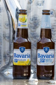 Bavaria, Beer Bottle, Drinks, Drinking, Beverages, Beer Bottles, Drink, Beverage