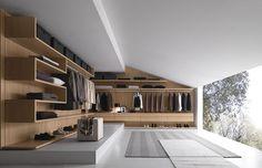 Men's LUX Closet