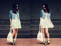 Everything goes wrong~:( (by Mee Chan) http://lookbook.nu/look/4491589-Everything-goes-wrong