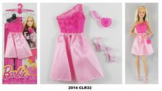 2014 Barbie Complete Look Fashion Packs Fashion 2014, Look Fashion, Fashion Outfits, Barbie Accessories, Complete Outfits, Barbie Dolls, Summer Dresses, Tall Clothing, Flowy Summer Dresses