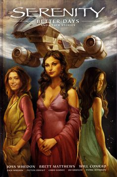 those left behind - inara-kaylee-river