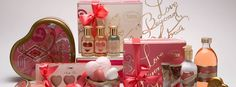 Valentine's Day 2016 - Show your love beyond words with Sabon