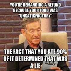 #meme #humor #restaurants